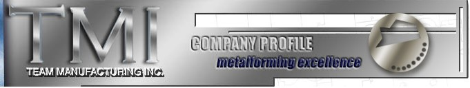 customized precision metal stamping company